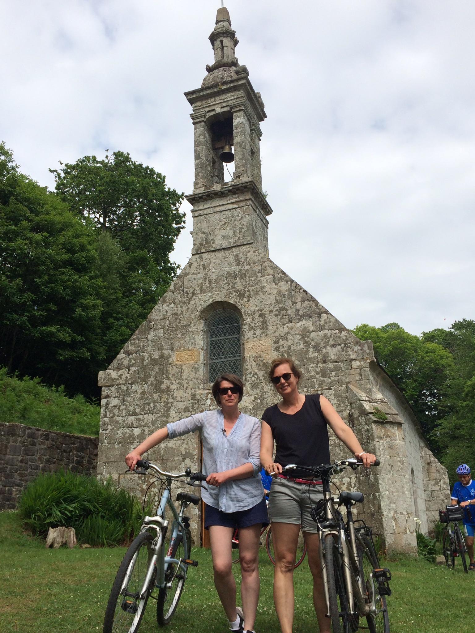 Isa LANOE – Tradicyclette
