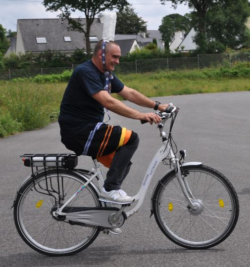 Arnaud Scavennec – Tradicyclette