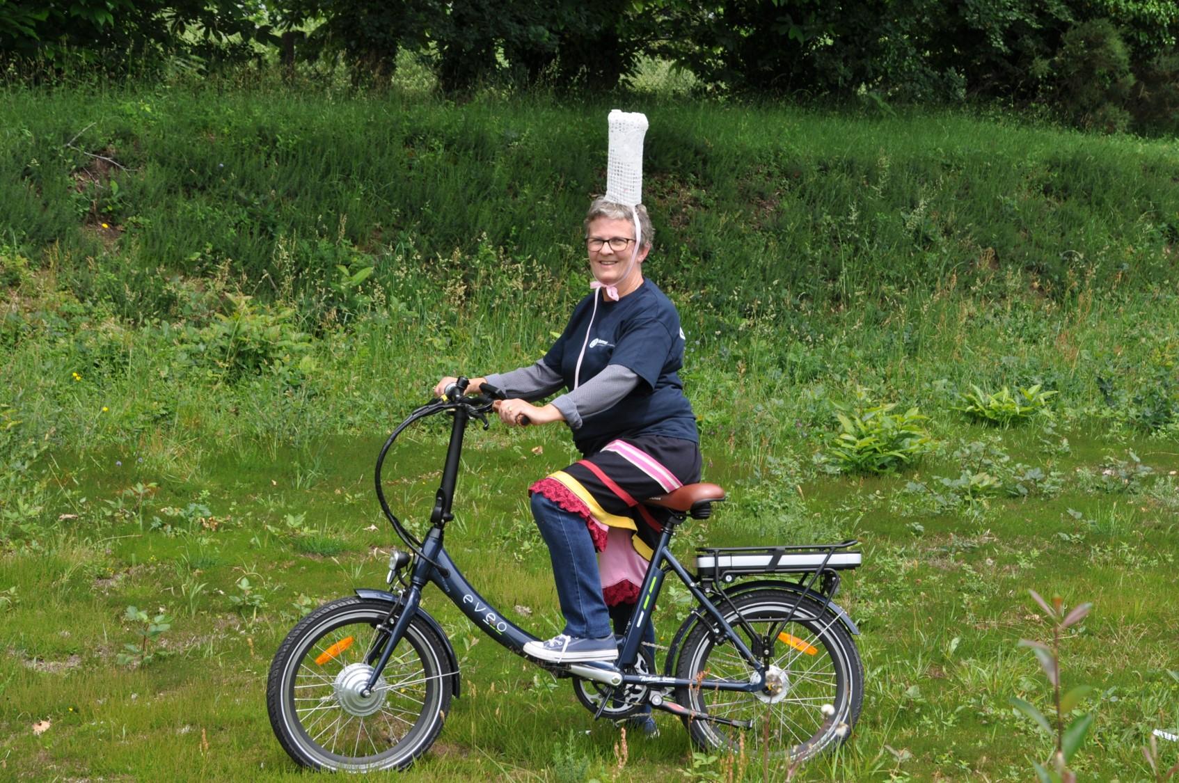 Christine BAUNARD – Tradicyclette