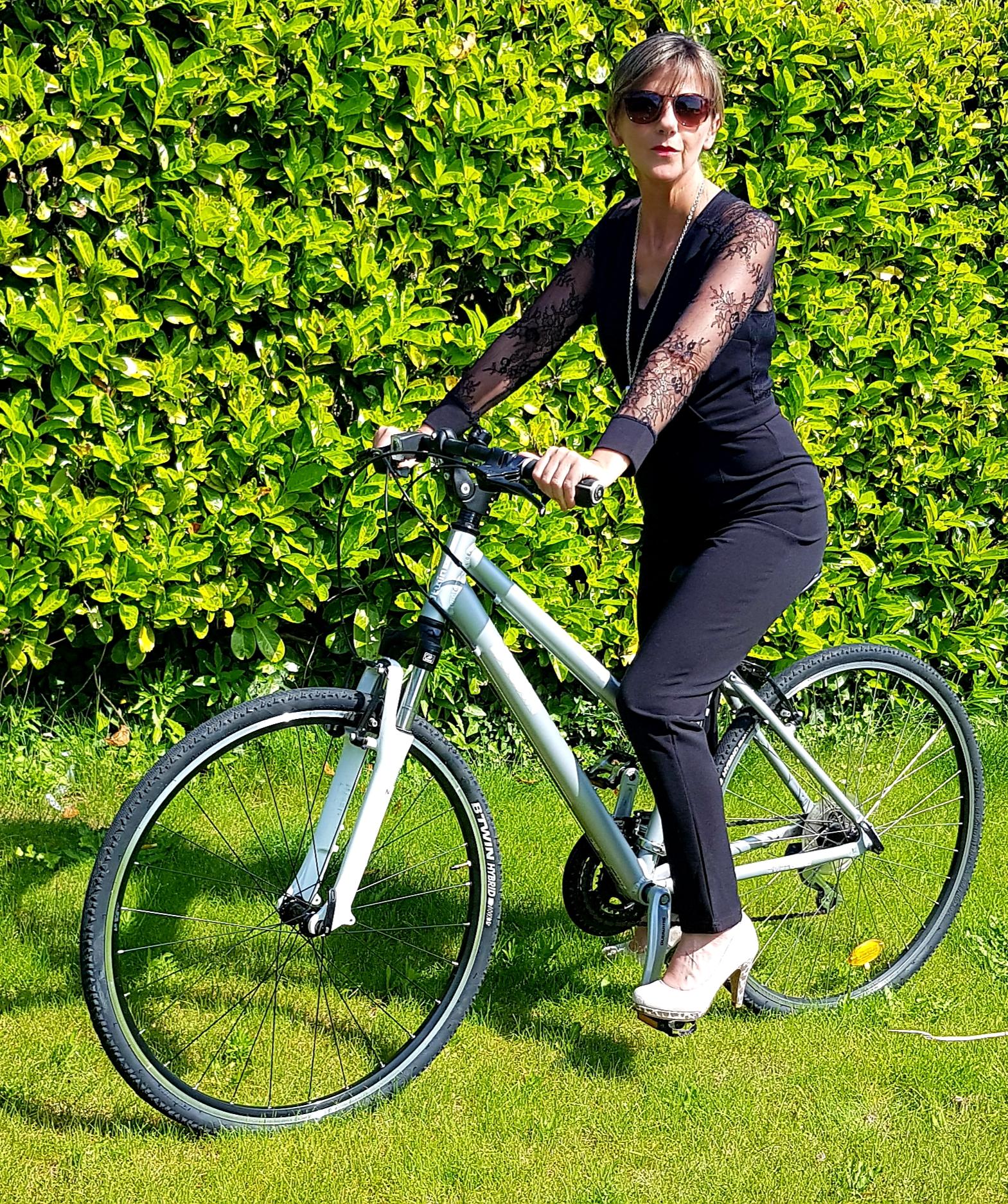 SANDRINE MOREAU – Cycle Chic
