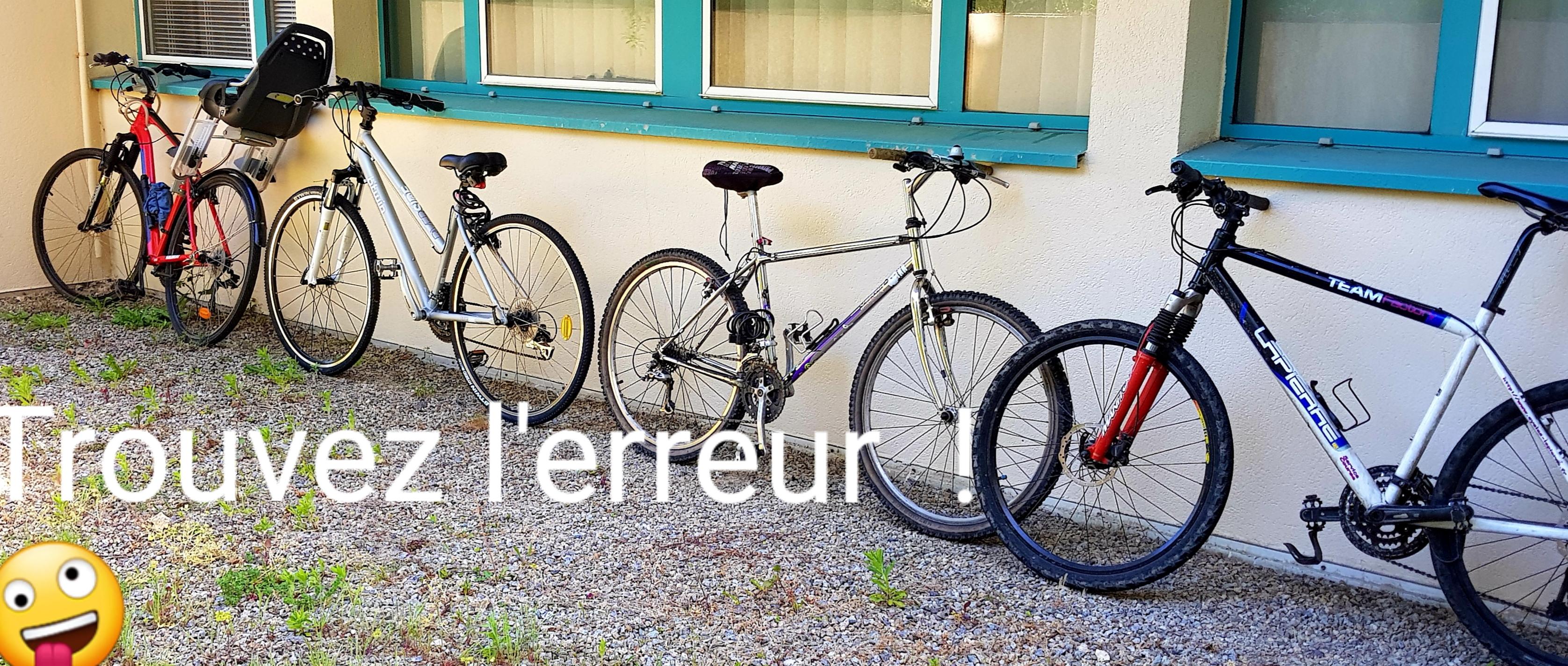 SANDRINE MOREAU – Garage à Vélo