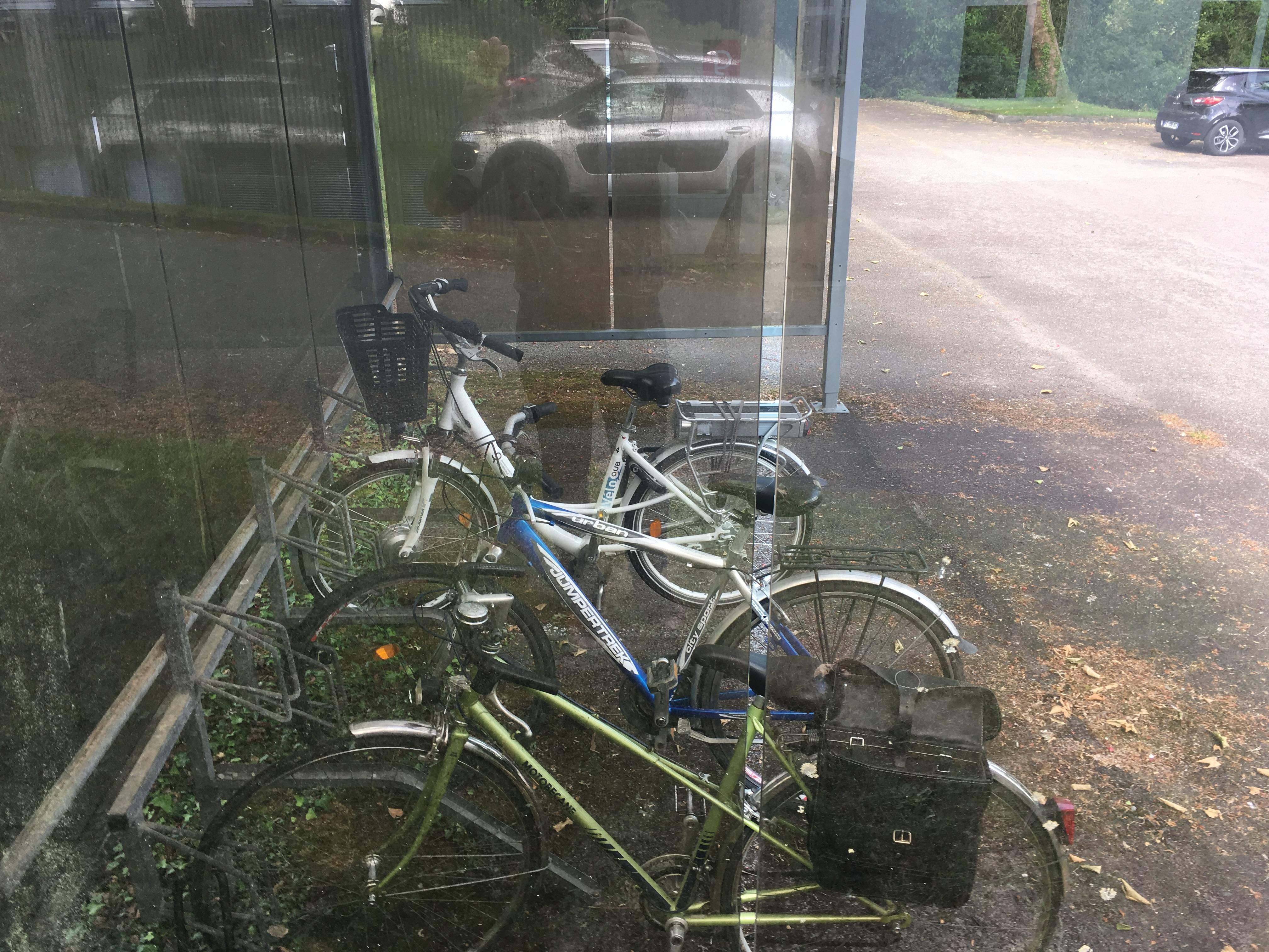 Jean-Jacques Carré – Garage à Vélo