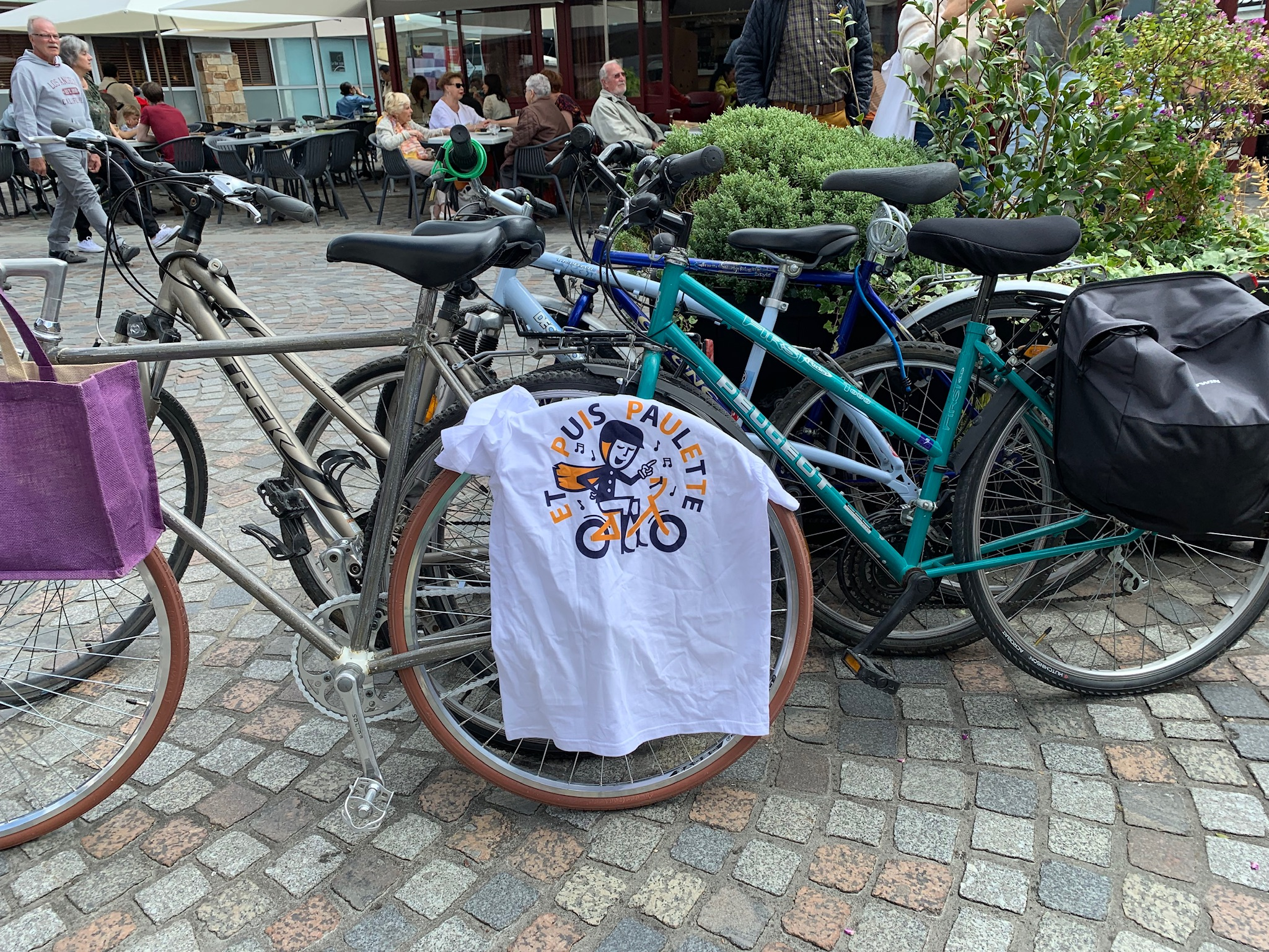 Eric van walleghem – Garage à Vélo