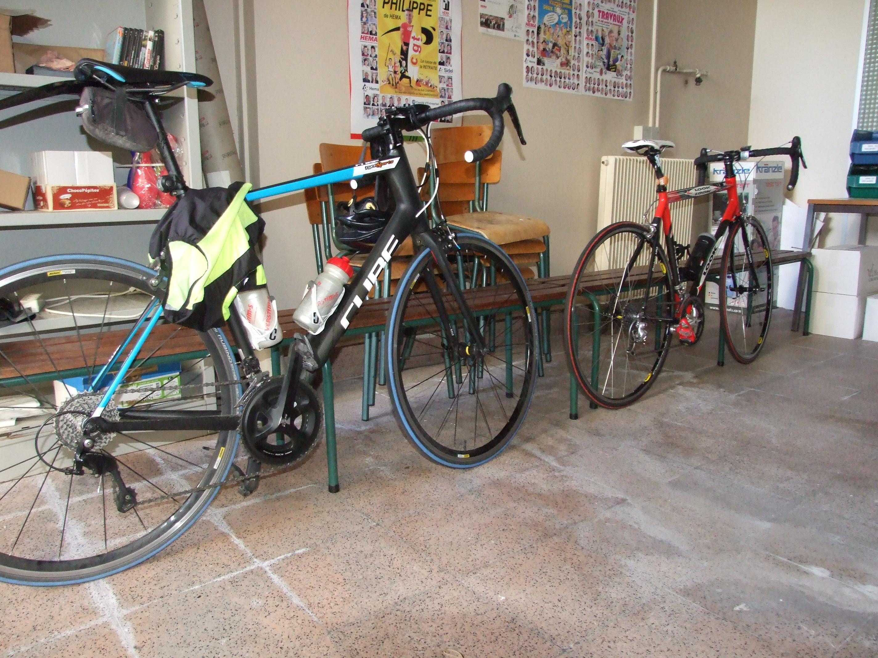 Jean-Christophe CORREC – Garage à Vélo