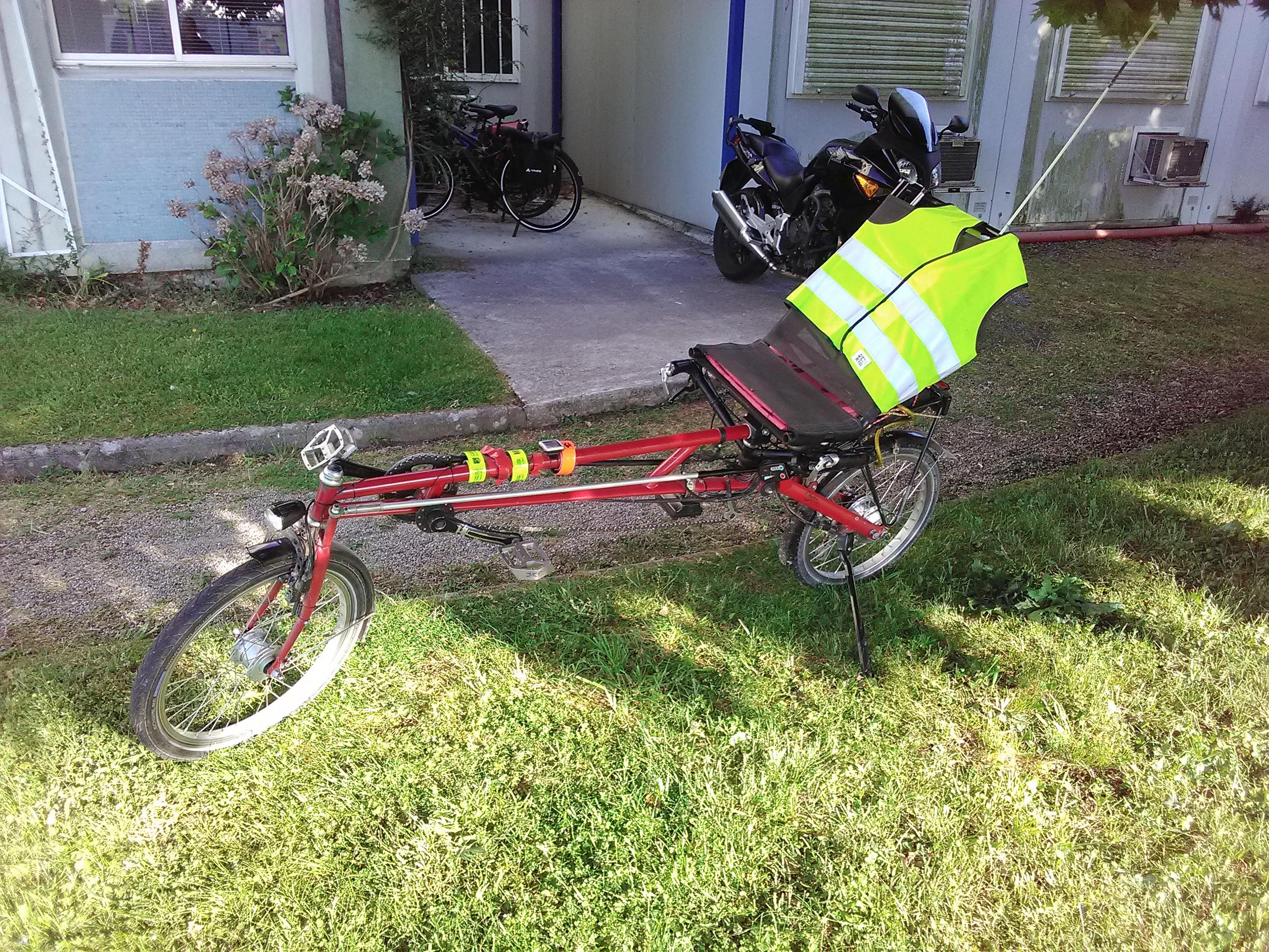 Michel LE SAOUT – Garage à Vélo