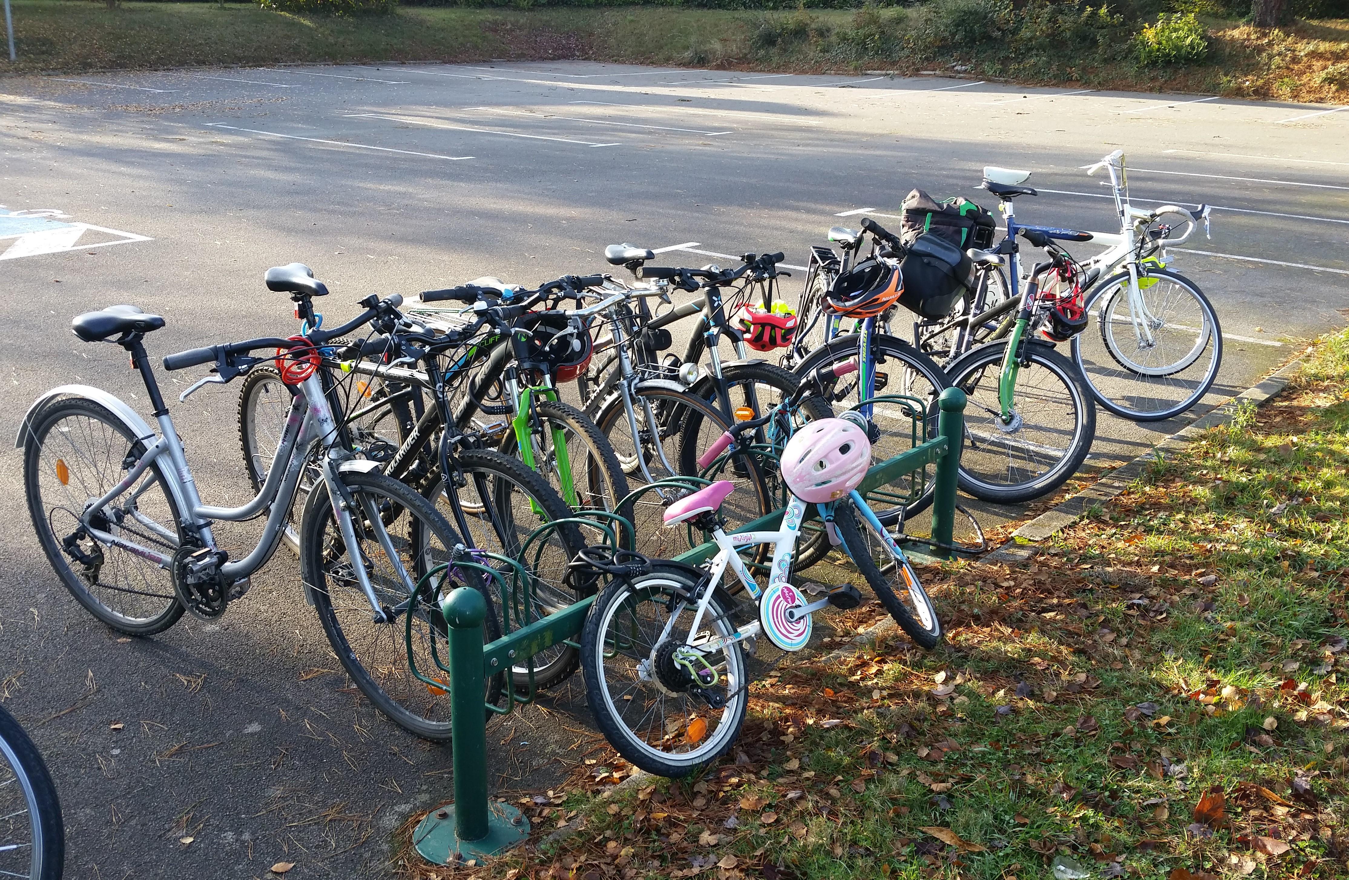 Mathilda – Garage à Vélo