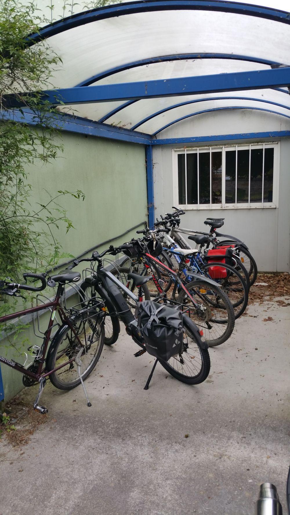 Cécile REBOUT – Garage à Vélo