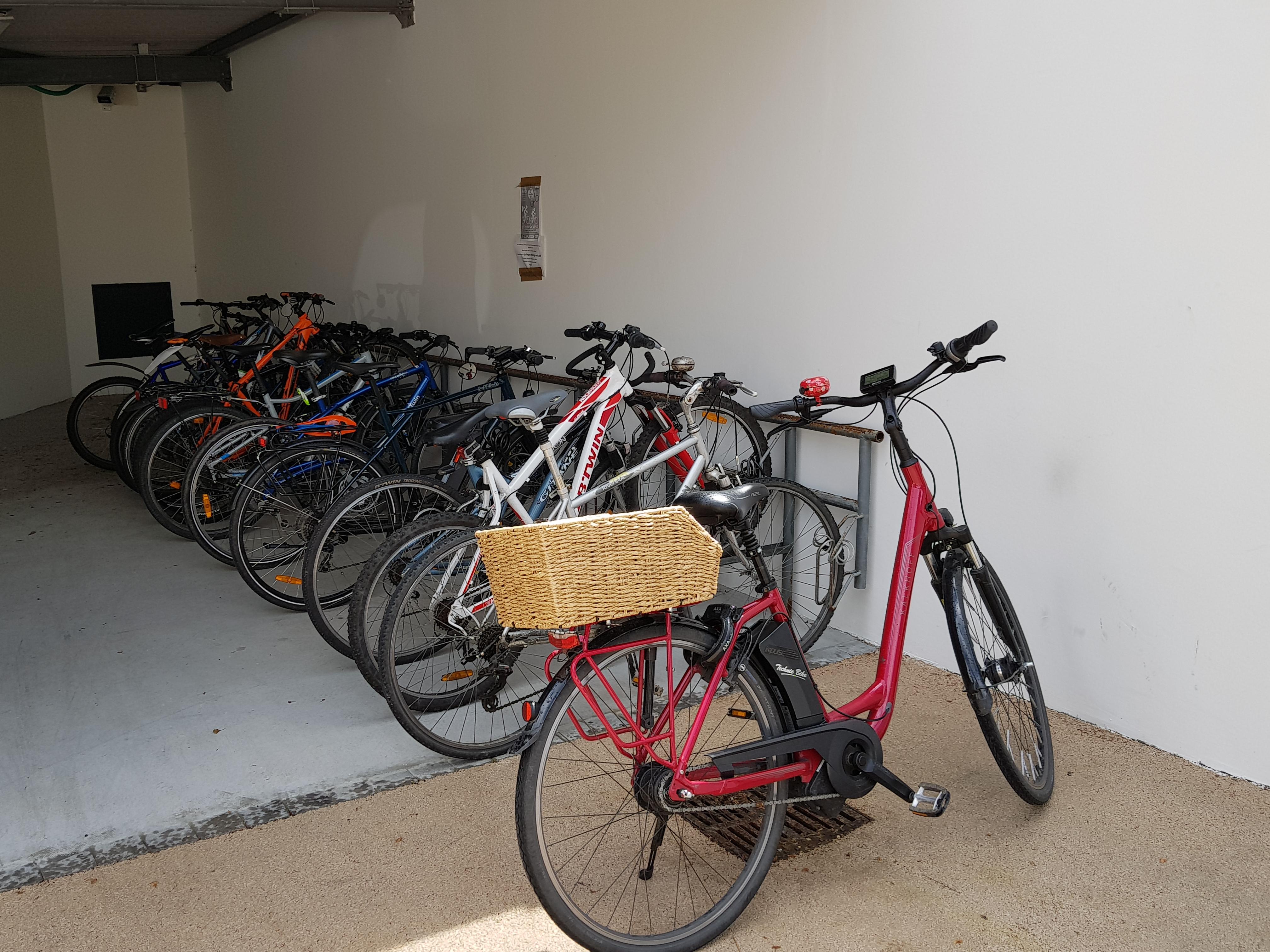 Germain Levry – Garage à Vélo
