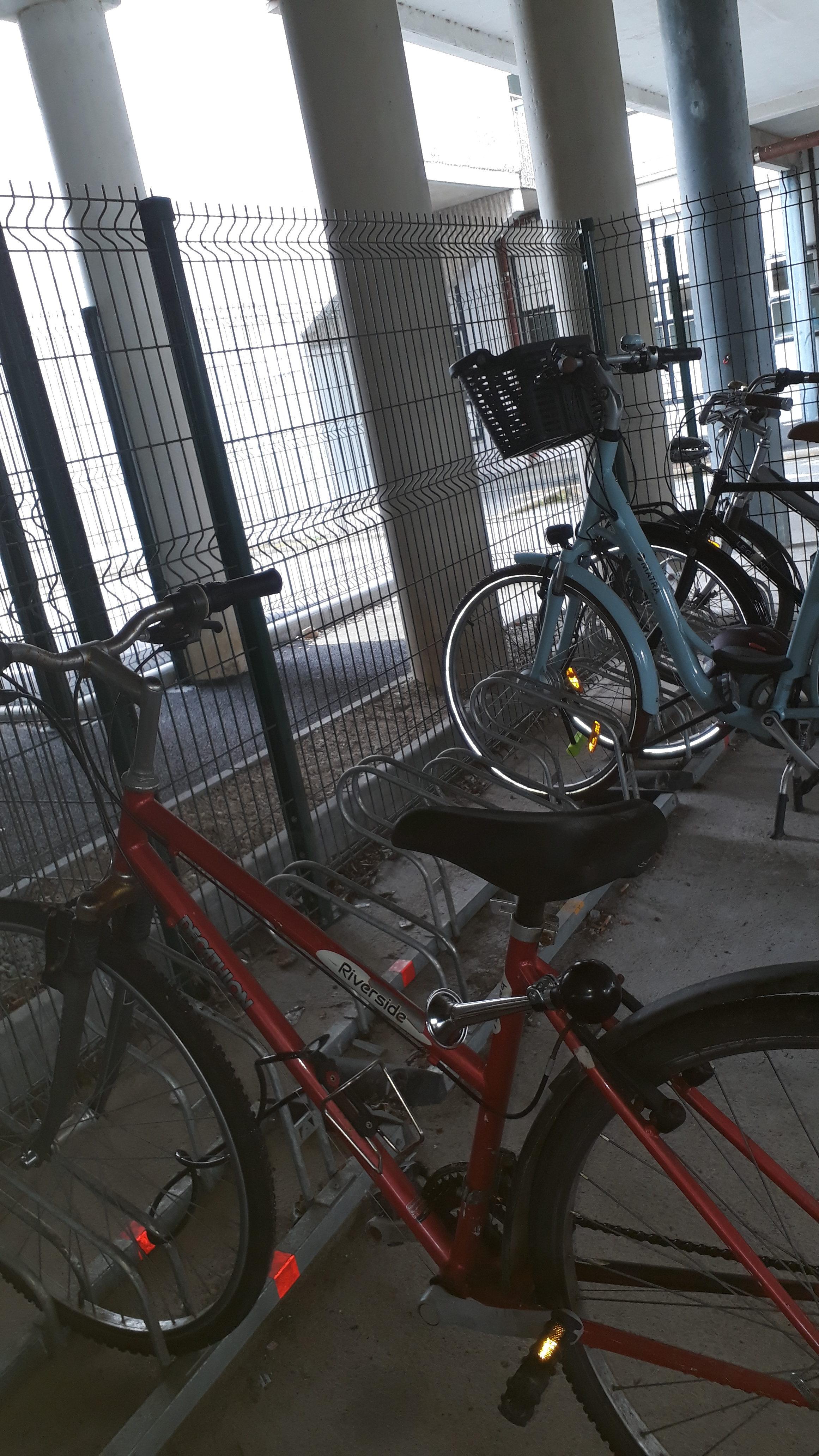 Edwina FRUCHART – Garage à Vélo