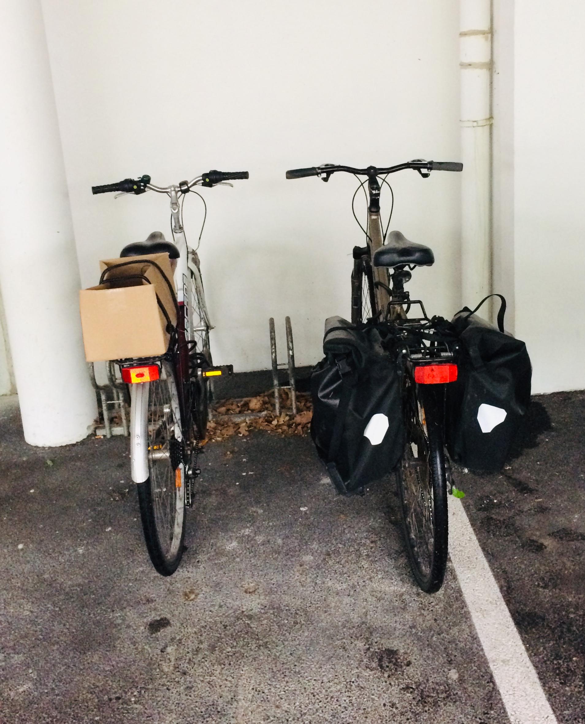 Isa LANOË – Garage à Vélo