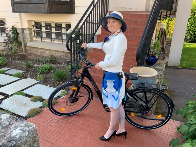 Anne D – Cycle Chic