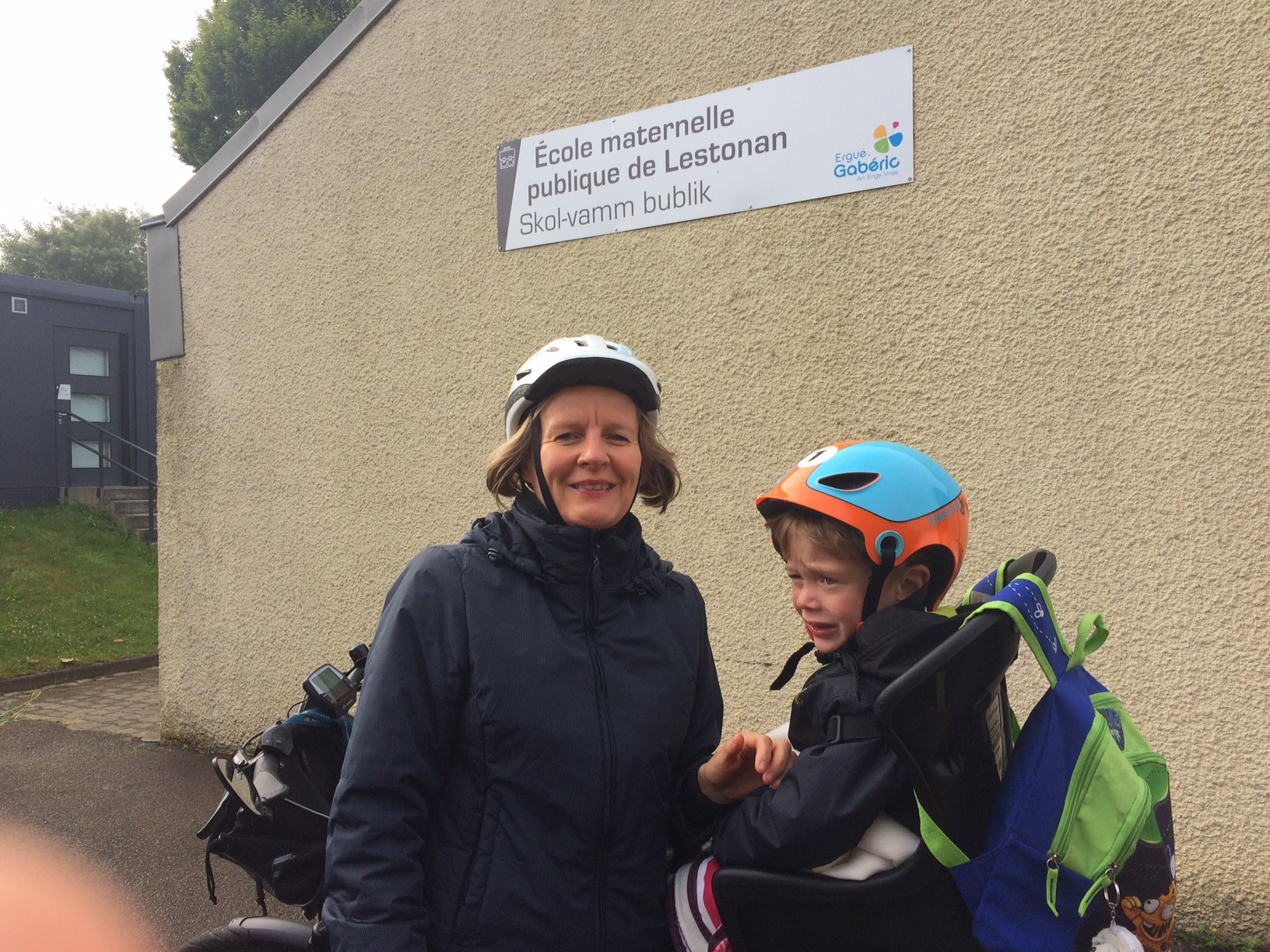 Claire Le Guillou – Esprit d'Equipe