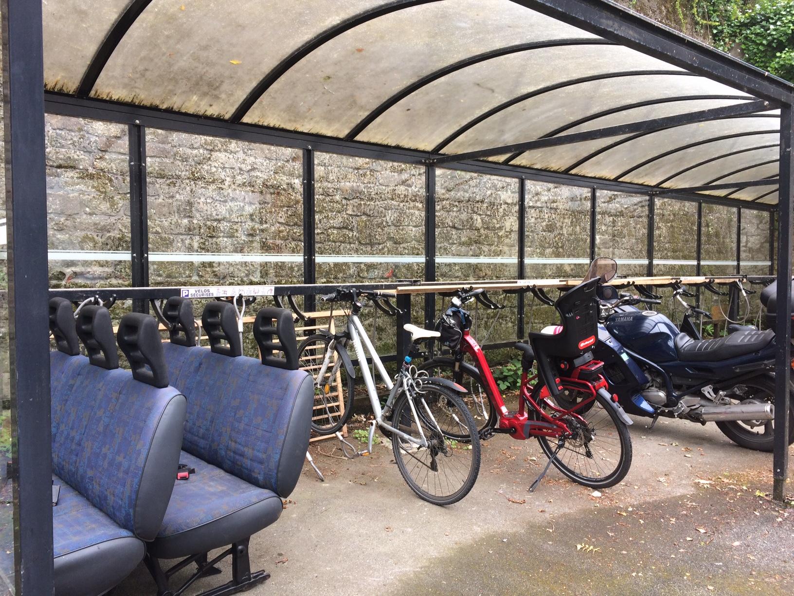 Claire Le Guillou – Garage à Vélo