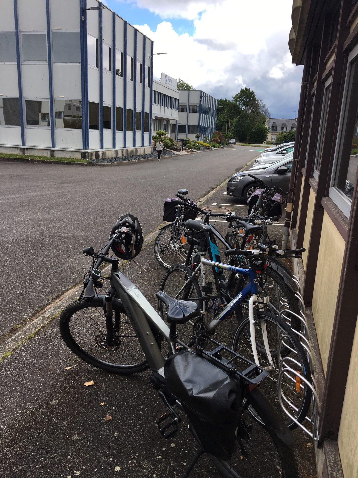 Arnaud Scavennec – Garage à Vélo