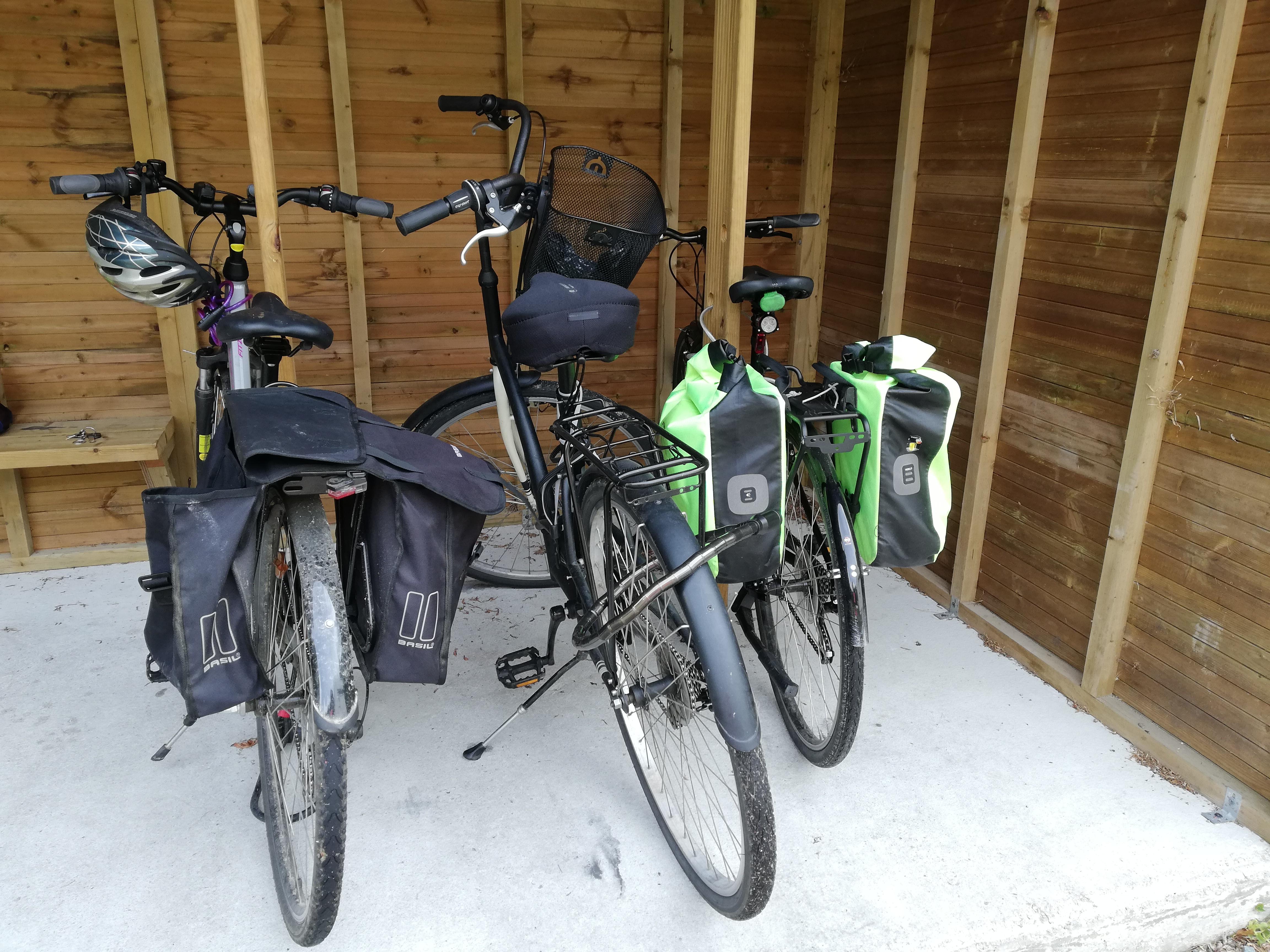 Ghislaine Lerévérend – Garage à Vélo