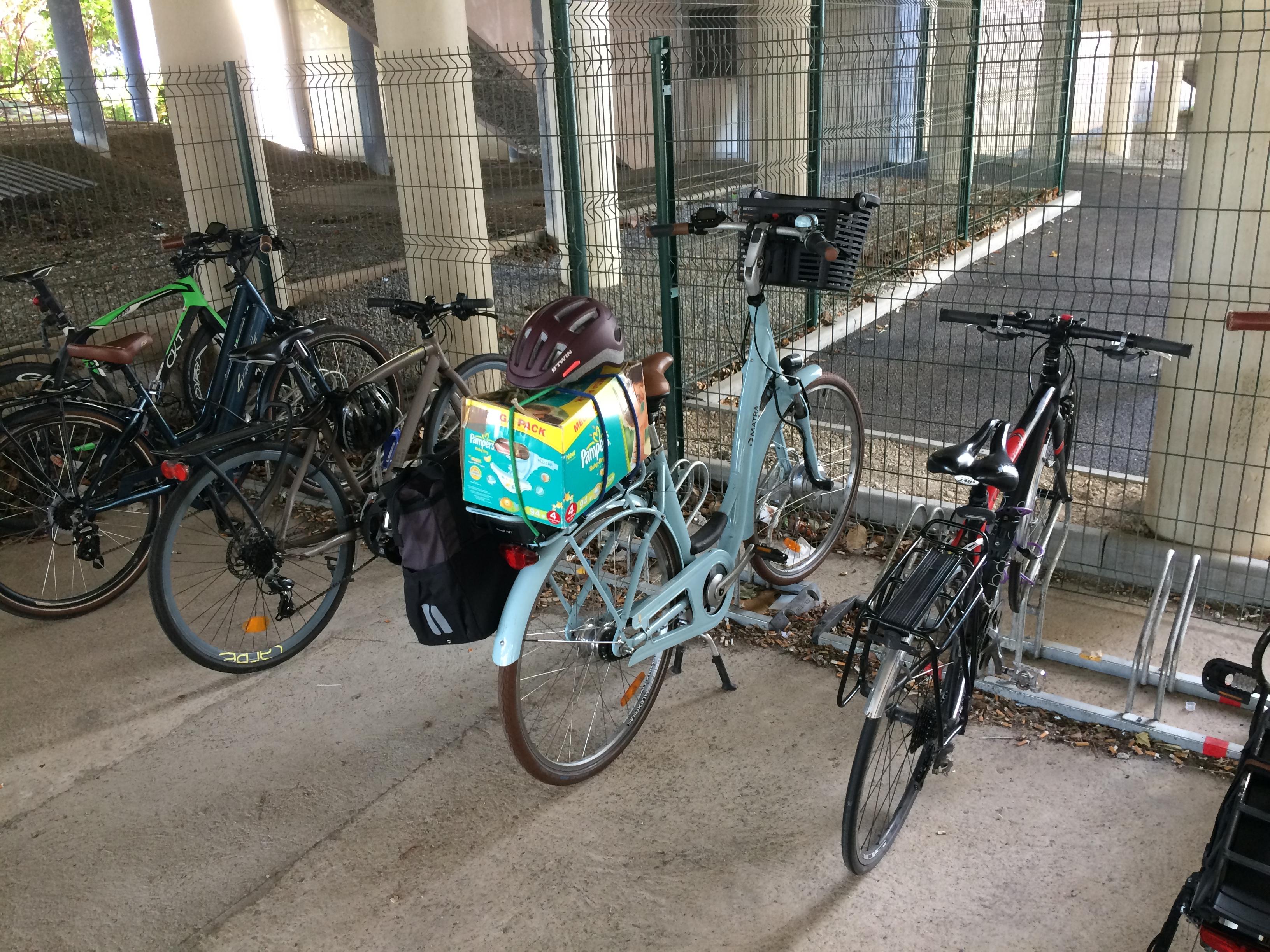 Clémence Kacperek – Garage à Vélo