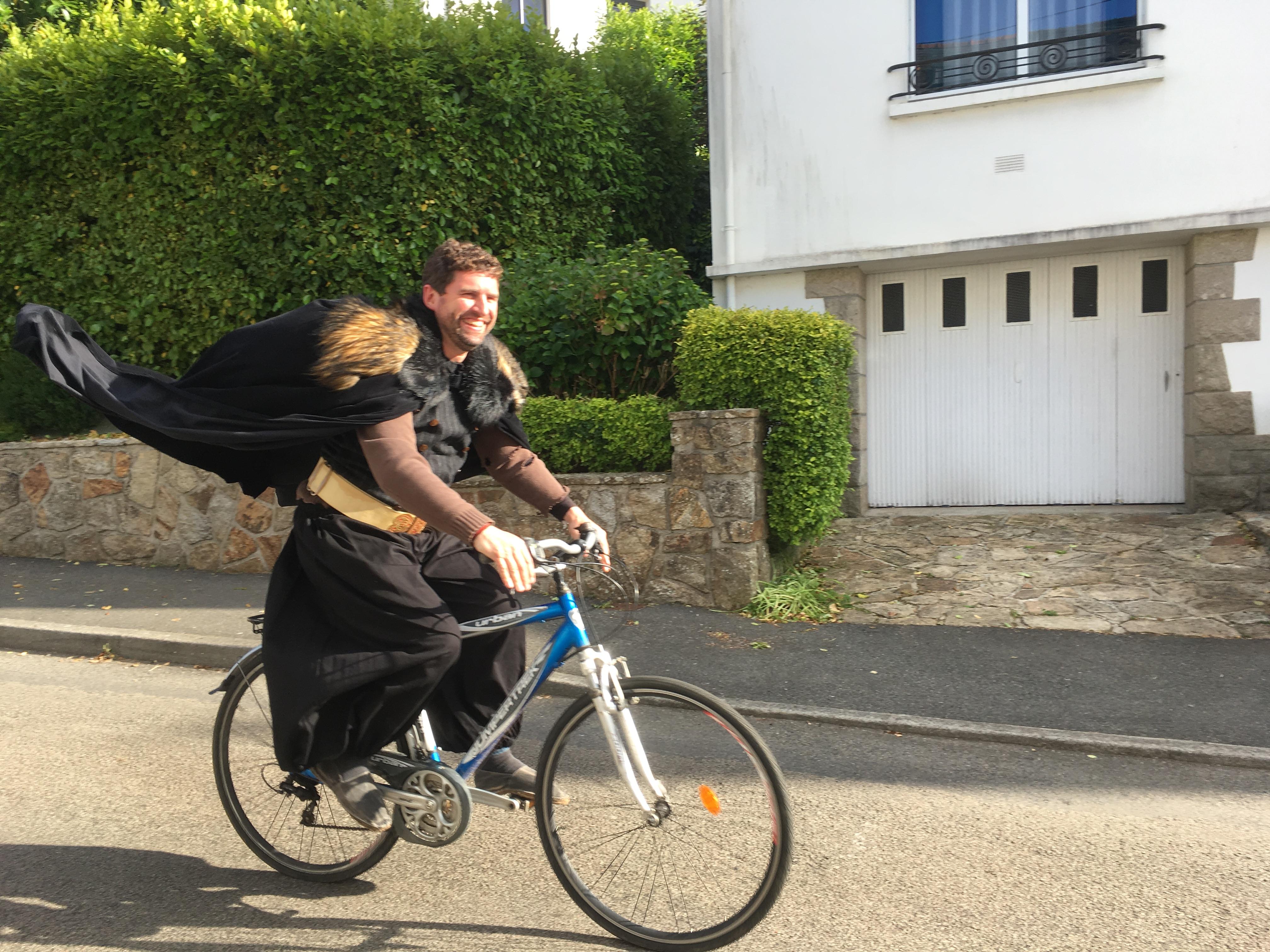 Jean-Jacques Carré – Tradicyclette