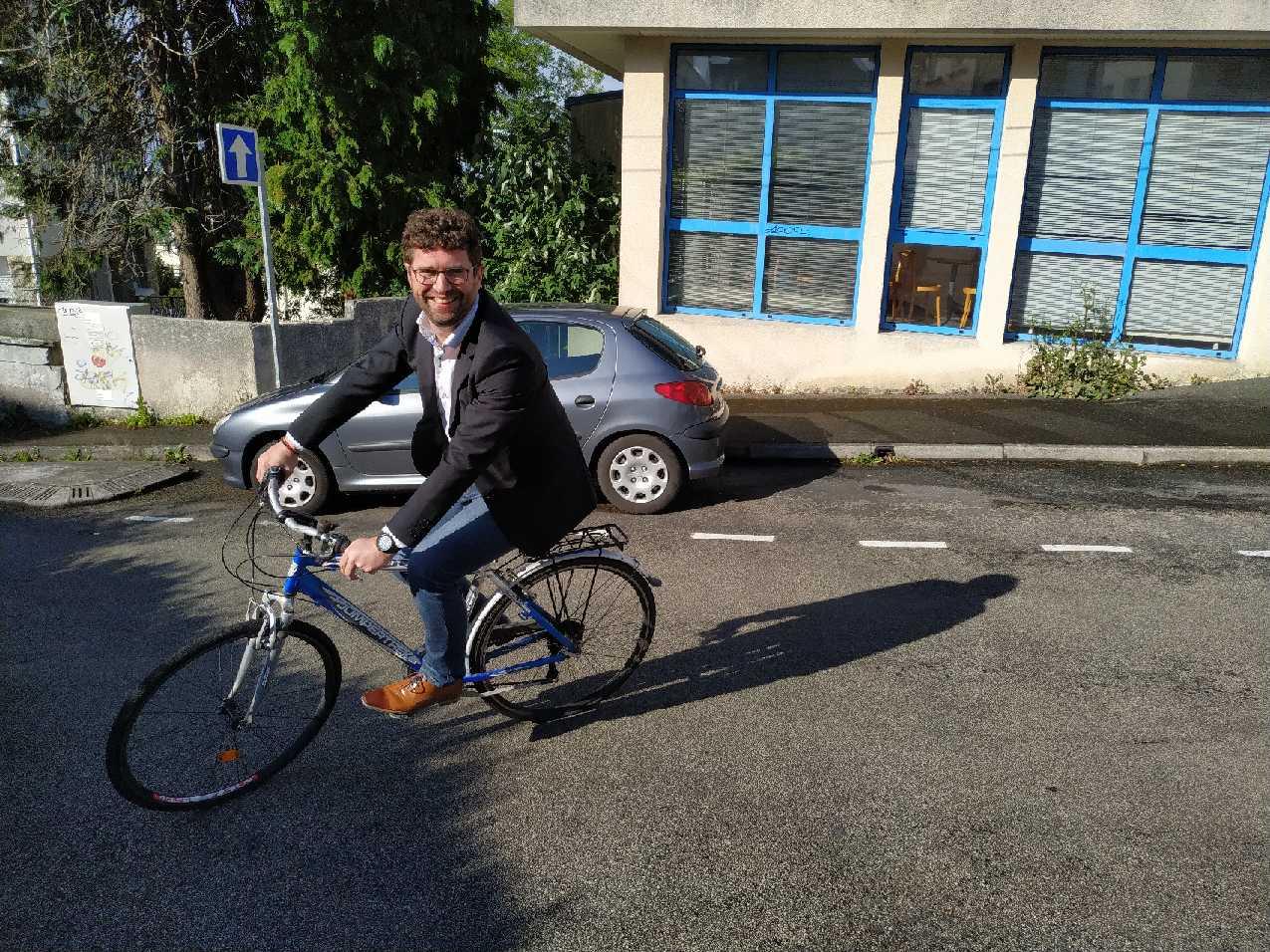 Jean-Jacques Carré – Cycle Chic