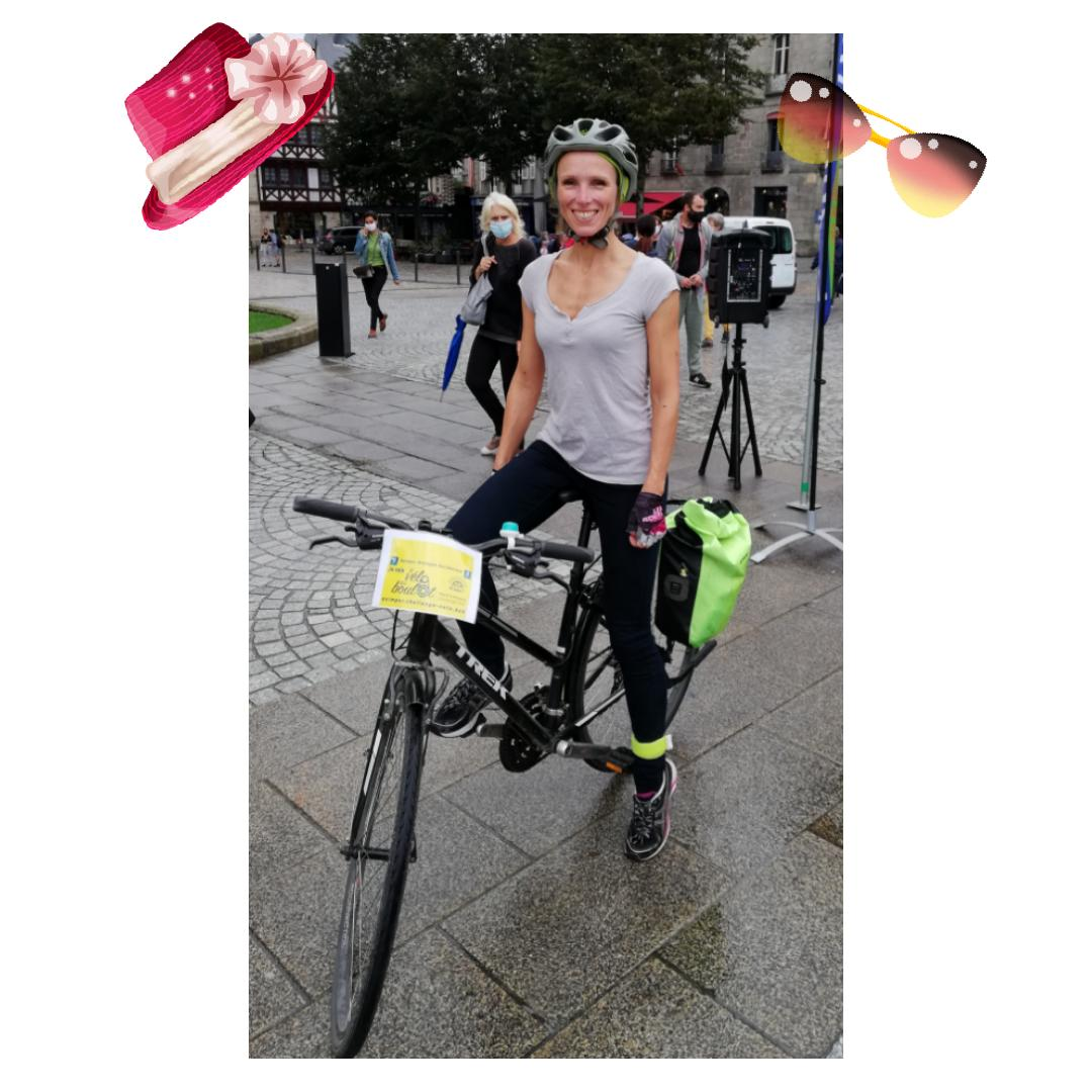 Ghislaine Lerévérend Duvollet – Cycle Chic