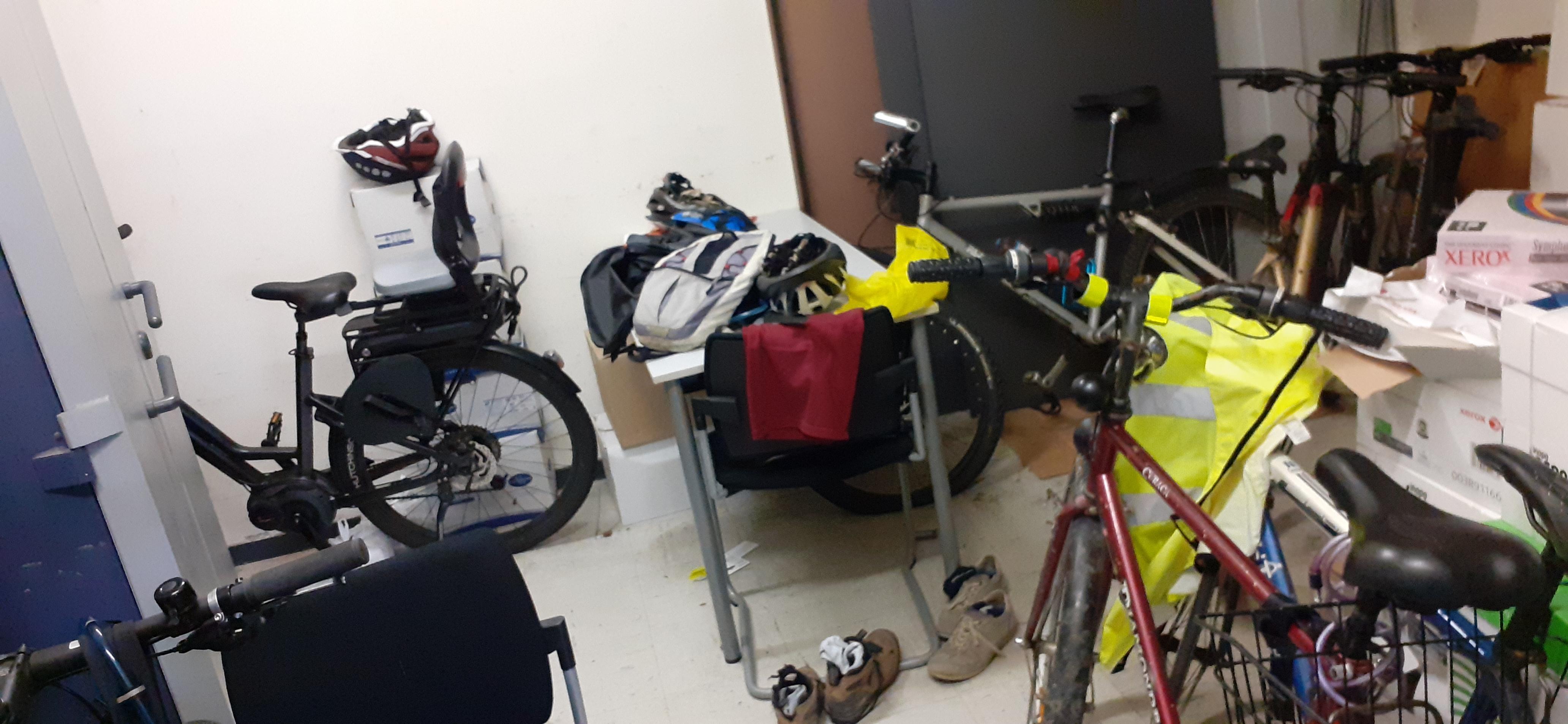 Frédéric ALLAIN – Garage à Vélo