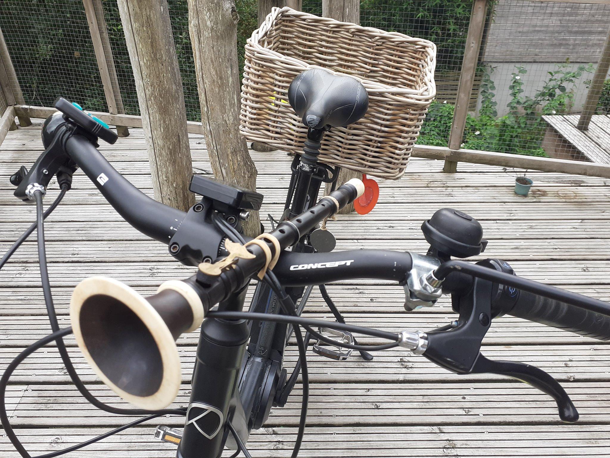François MARTIN – Tradicyclette