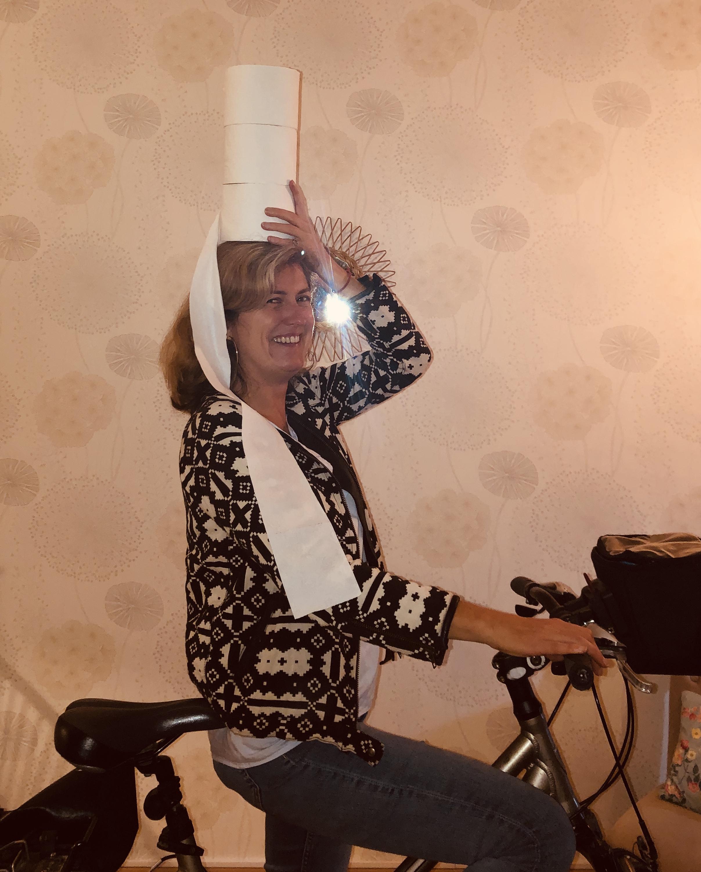 Isa LANOË – Tradicyclette
