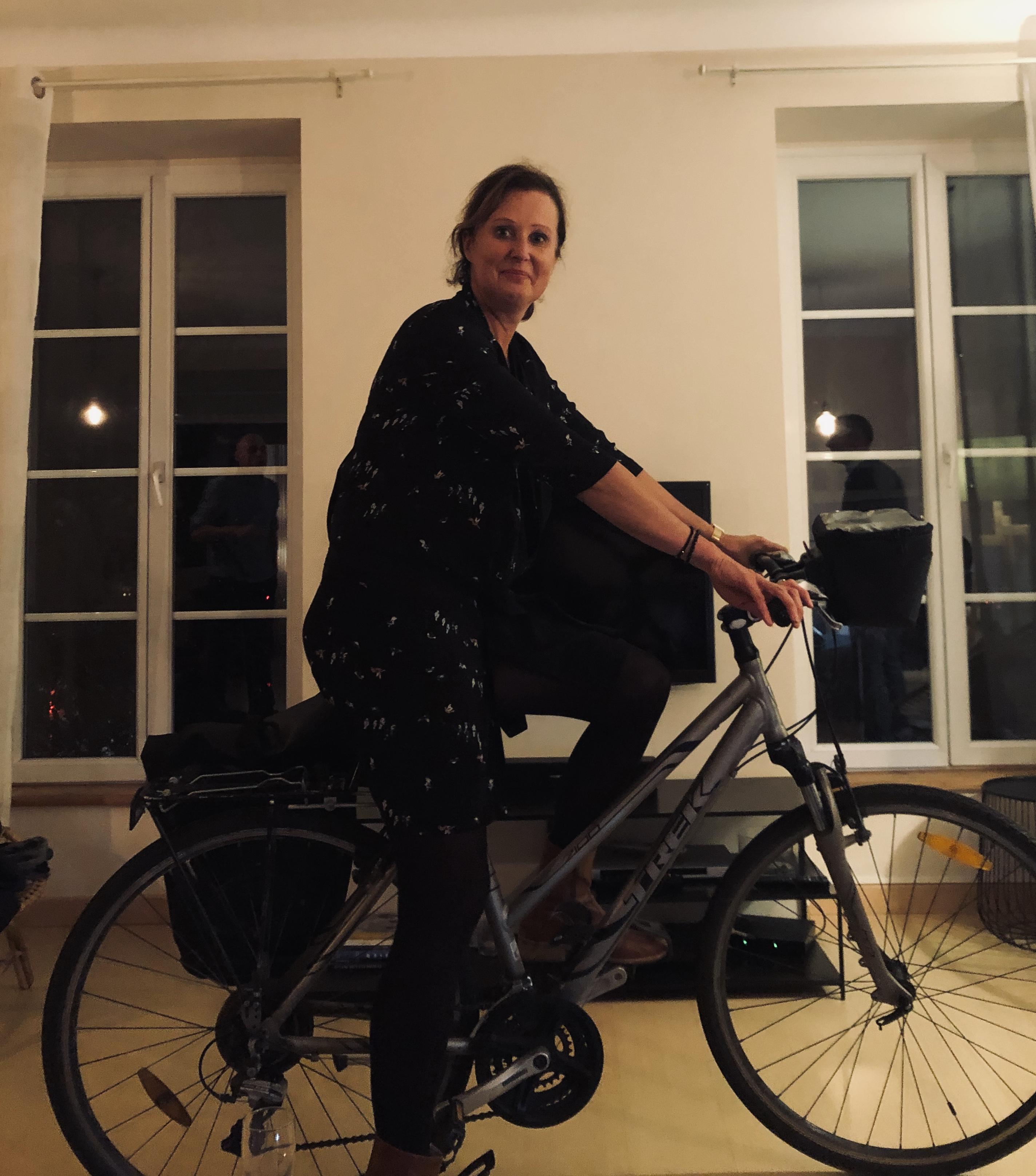 Isa LANOË – Cycle Chic