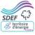 Logo du groupe SDEF